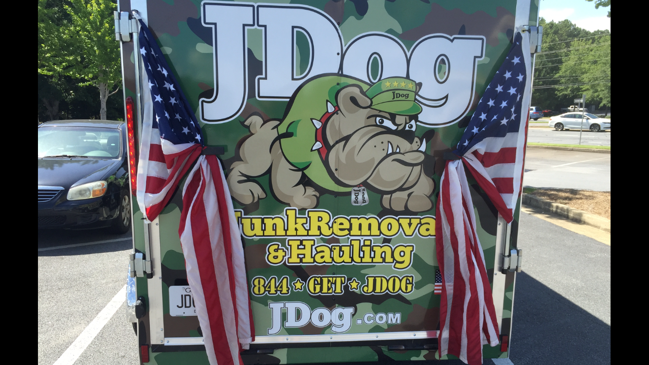 JDog Junk Removal & Hauling - Woodstock image 2