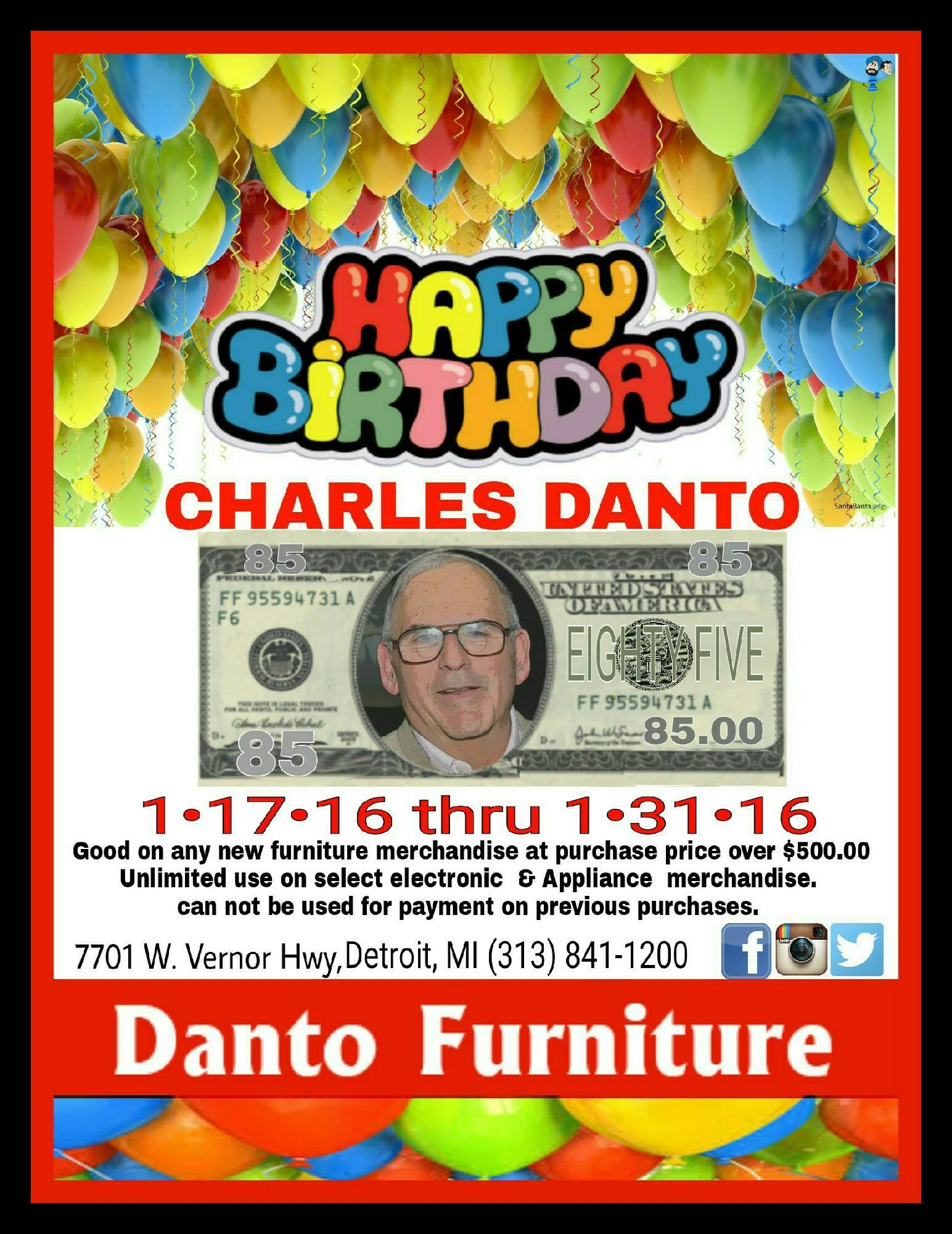 Danto Furniture 7701 W Vernor Hwy Detroit, MI Office Furniture   MapQuest