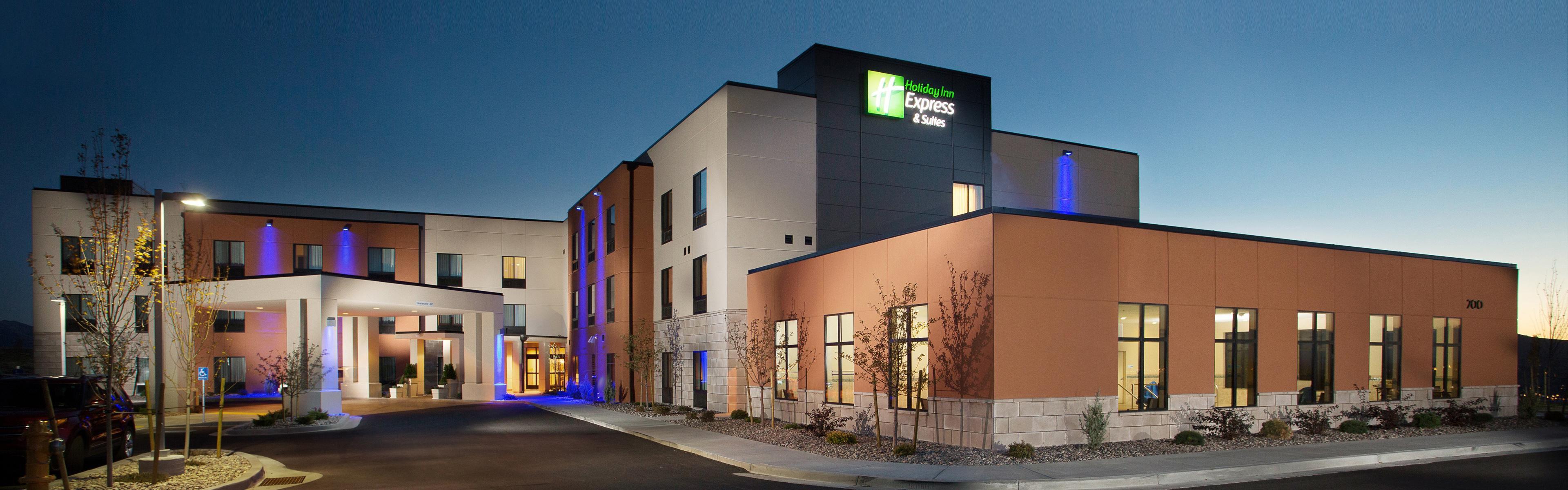 Holiday Inn Express & Suites Pocatello image 0