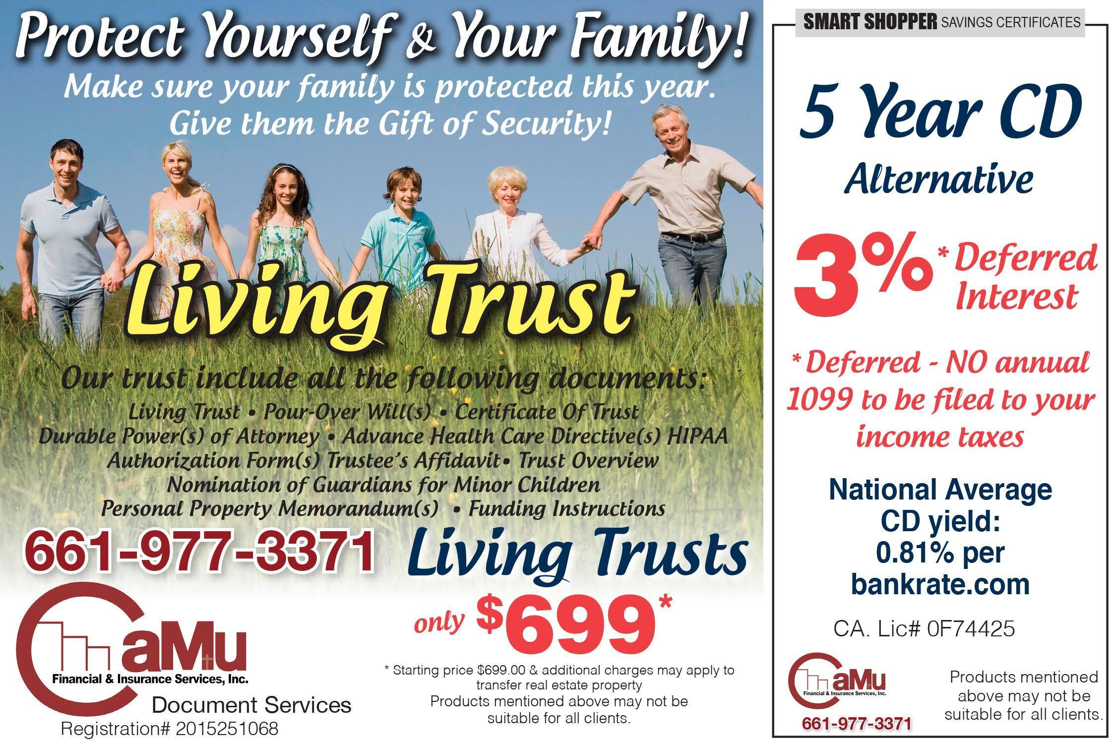 CaMu Financial and Insurance Services Inc. image 1