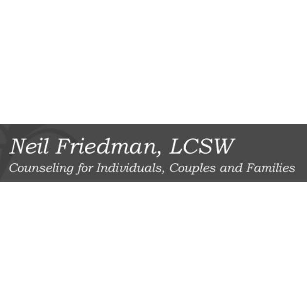 Neil Friedman, LCSW