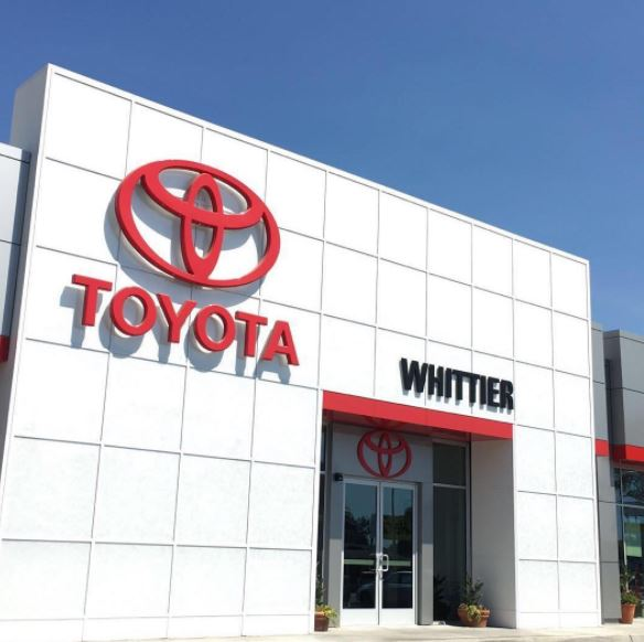Toyota of Whittier image 7