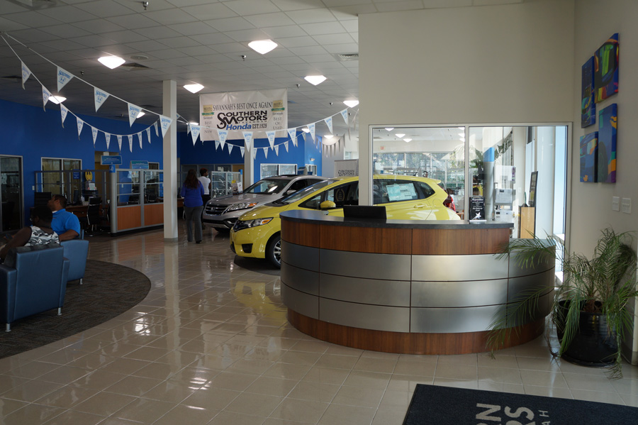 Southern Motors Honda Car Dealer Savannah Ga 31406