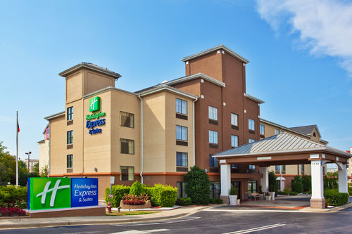 Holiday Inn Express & Suites Charlotte-Concord-I-85 image 0