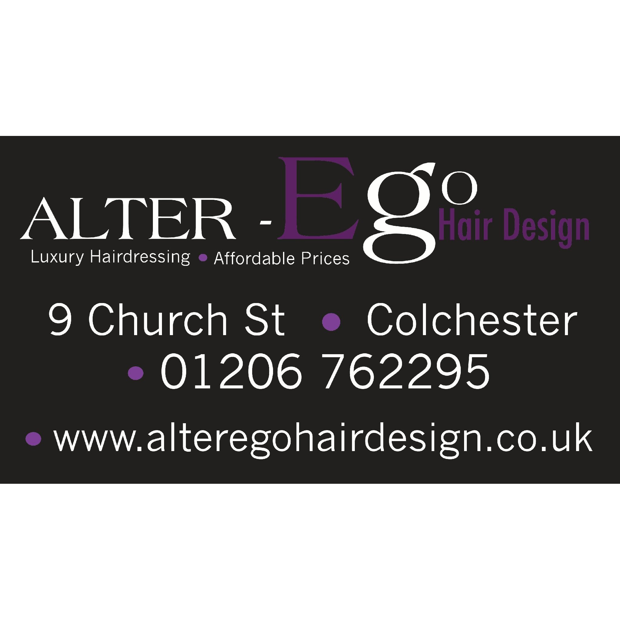 alter ego hair design hairdressers ladies in colchester co1 1nf. Black Bedroom Furniture Sets. Home Design Ideas