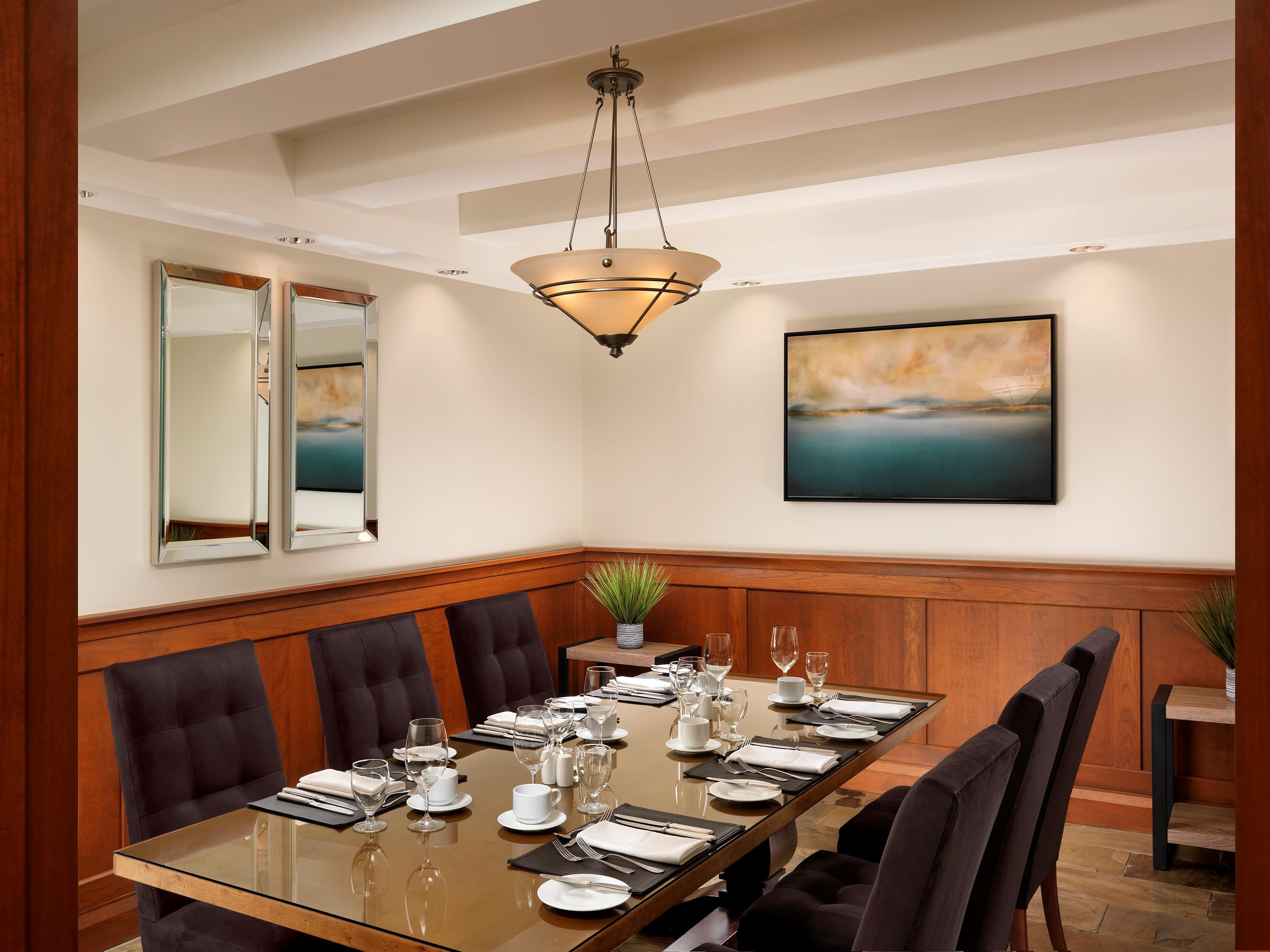 The Westin Bear Mountain Golf Resort & Spa, Victoria in Victoria: Penthouse Dining Room