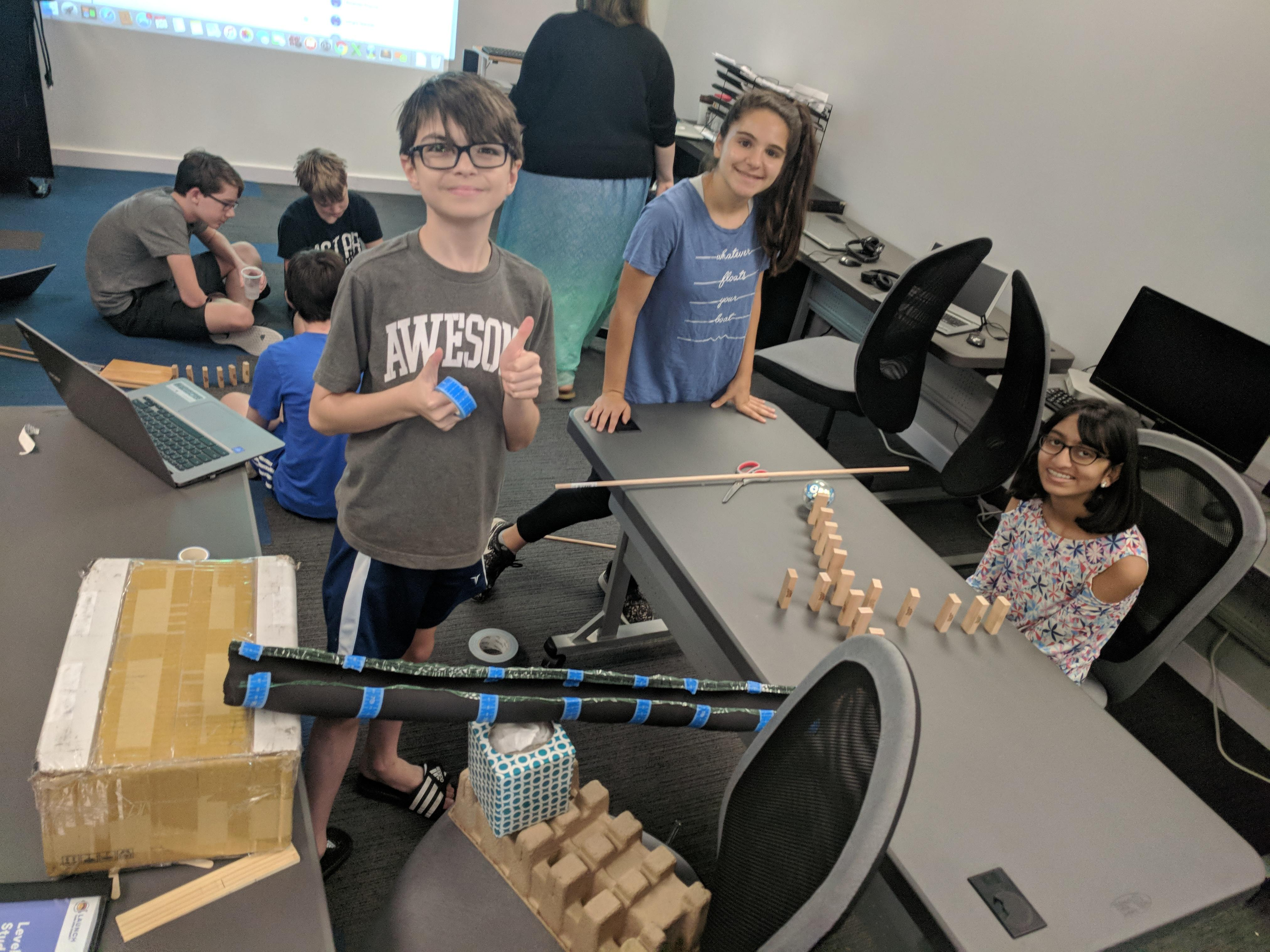 Launch Code After School image 10