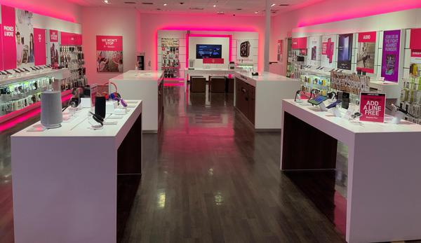 T Mobile Store At 7168 South Plaza Center Dr Suite 110 West