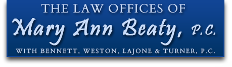 photo of The Law Offices of Mary Ann Beaty, P.C. with Bennett, Weston, LaJone & Turner, P.C.