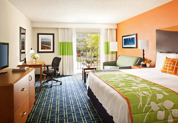 Fairfield Inn by Marriott Albuquerque University Area image 5