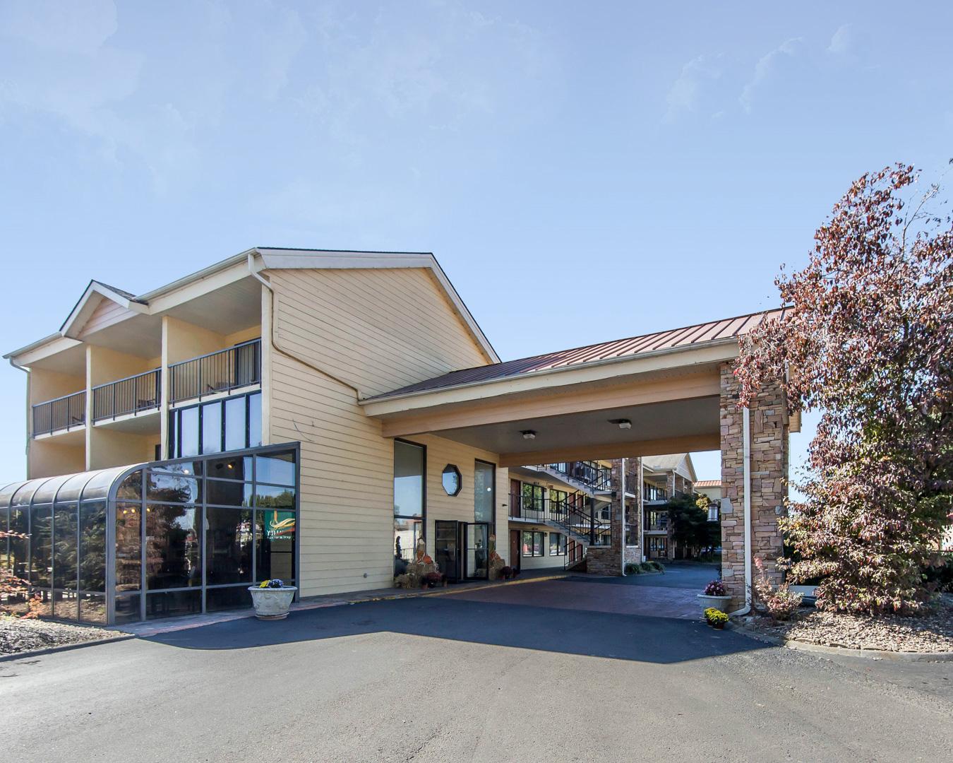 Quality Inn & Suites River Suites image 0