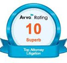 Highest AVVO Rating