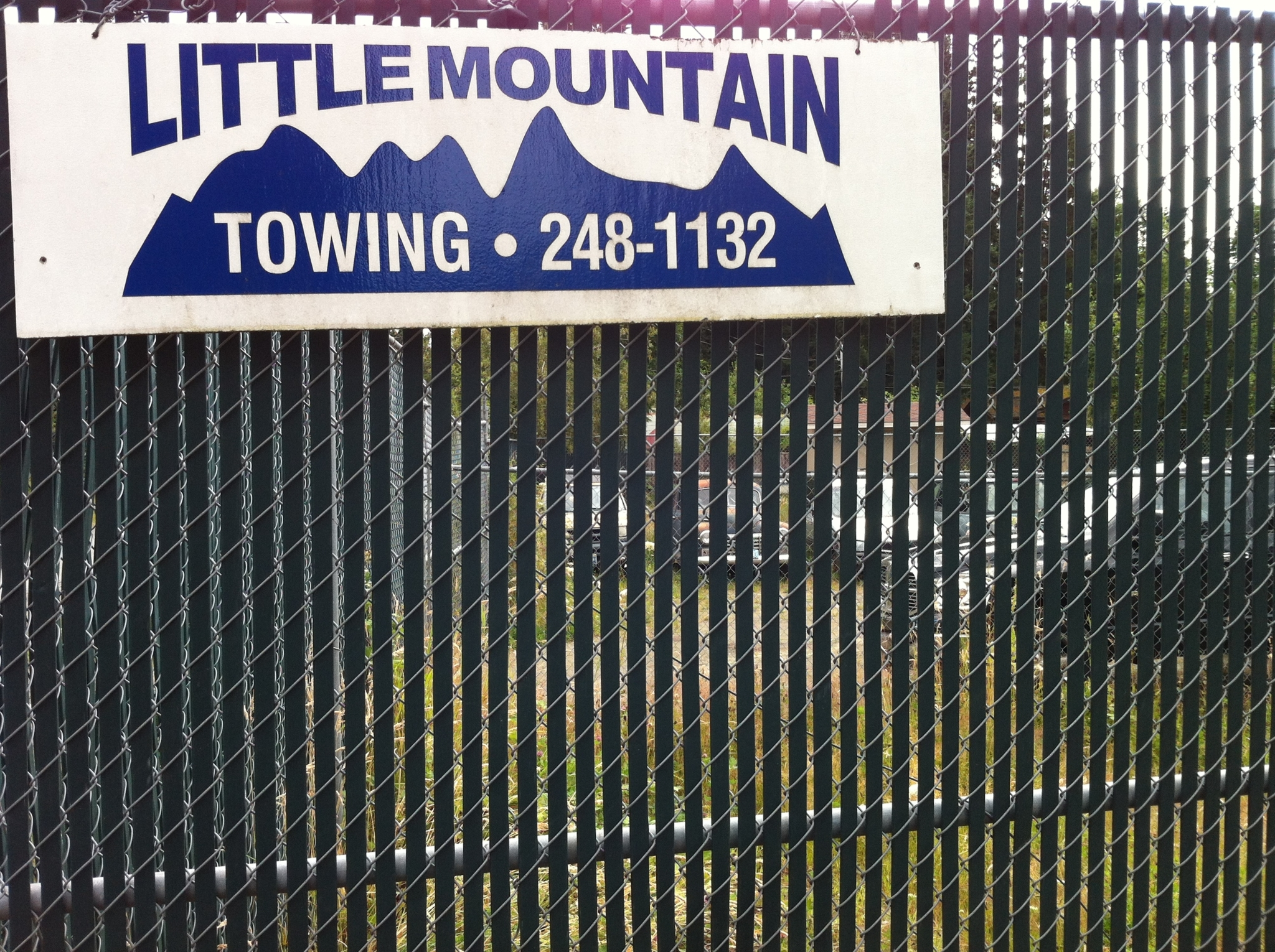 Little Mountain Towing