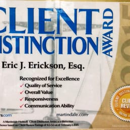 ERICKSON LAW FIRM, LLC