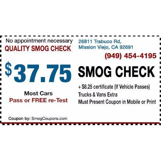 Quality Smog Check
