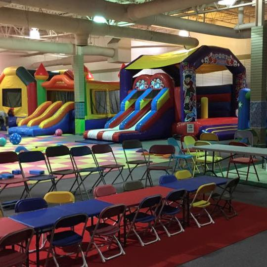 KidZone Bouncy Houses