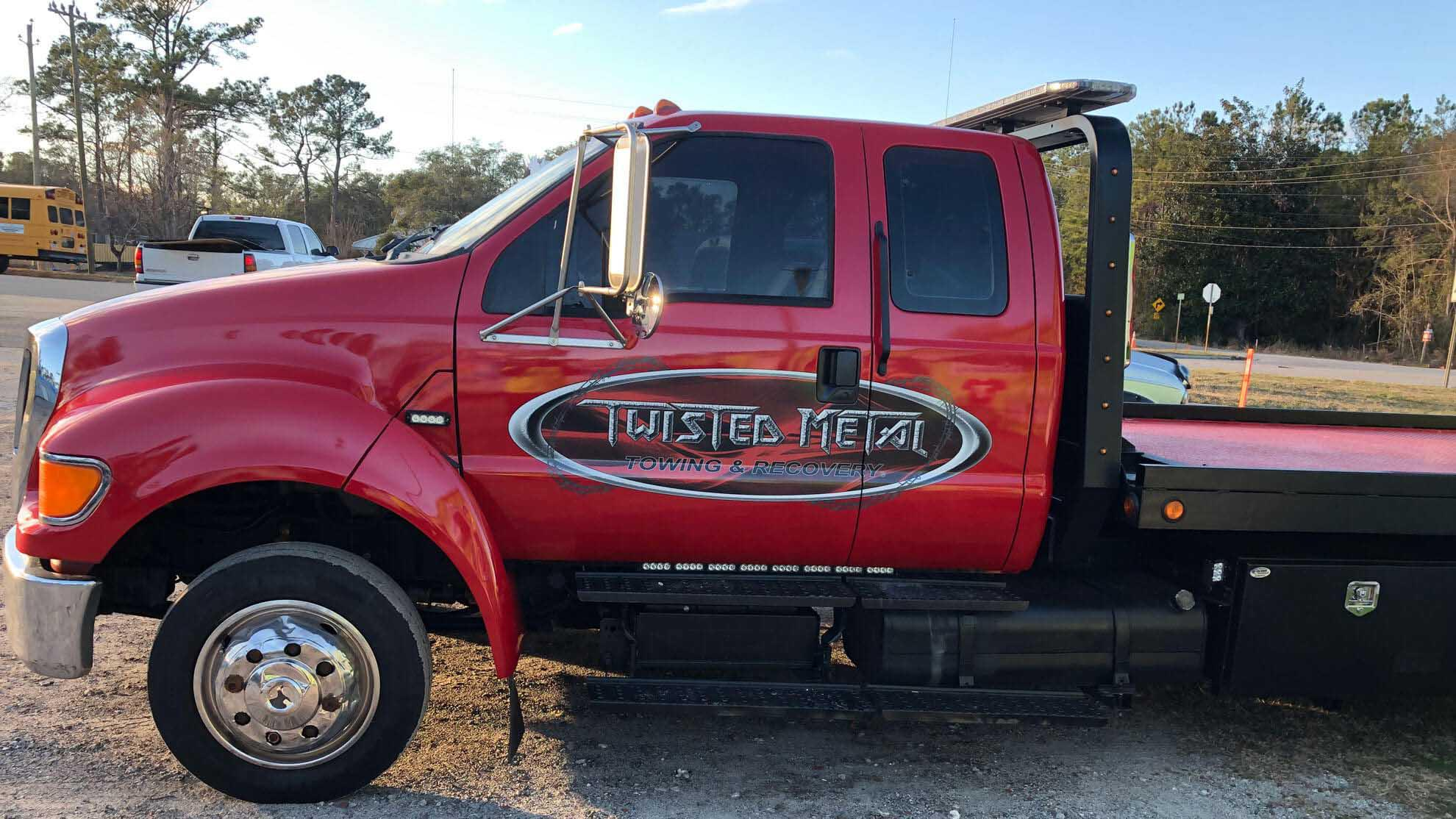 Twisted Metal Towing & Recovery