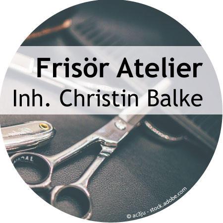 Logo von Frisör Atelier Inh. Christin Balke