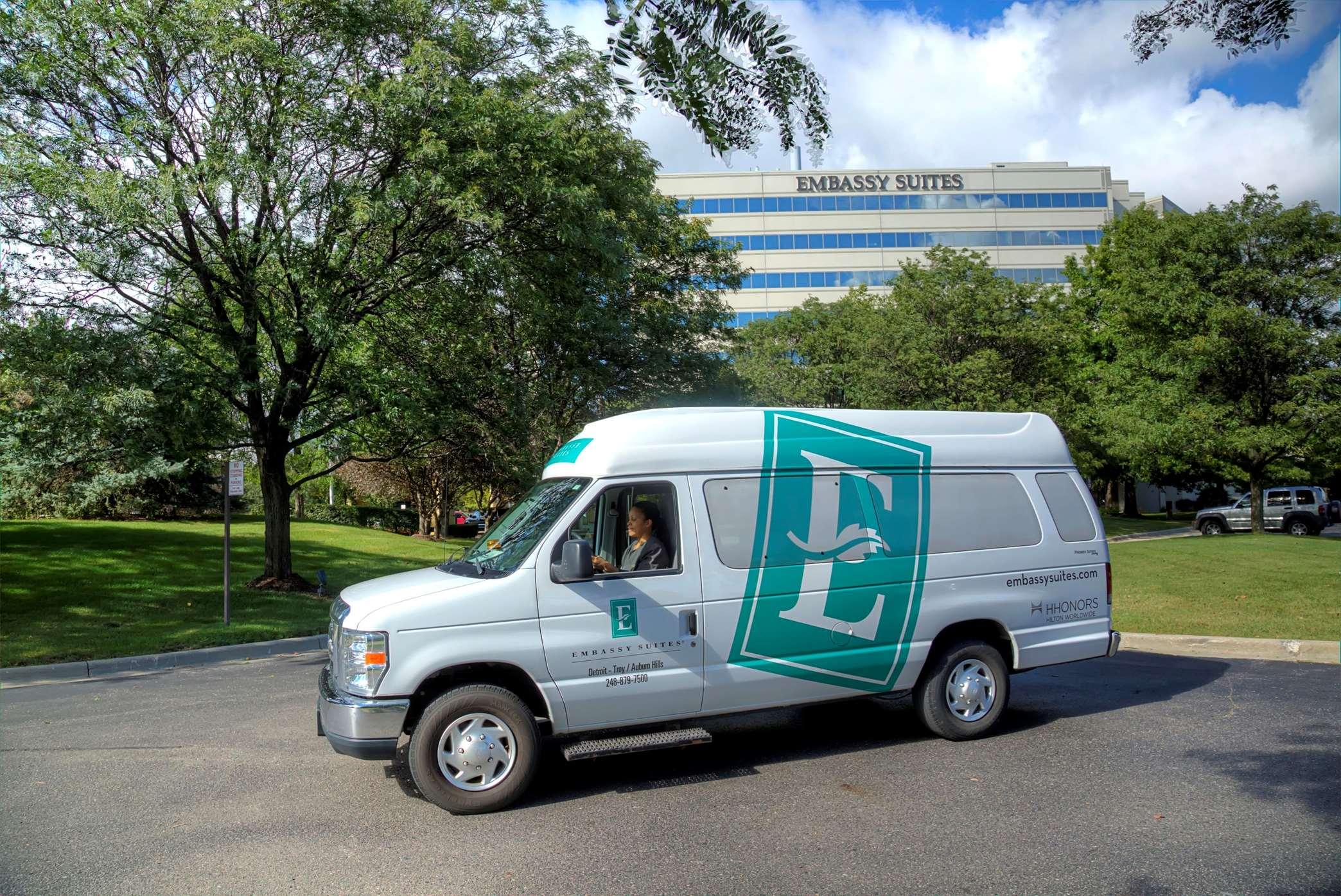 Embassy Suites by Hilton Detroit Troy Auburn Hills image 41