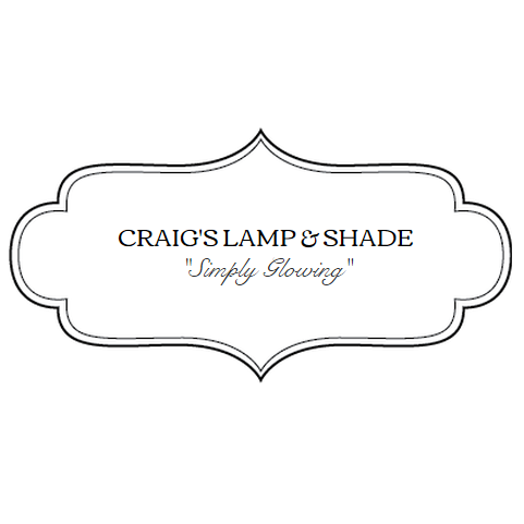 Craig's Lamp and Shade