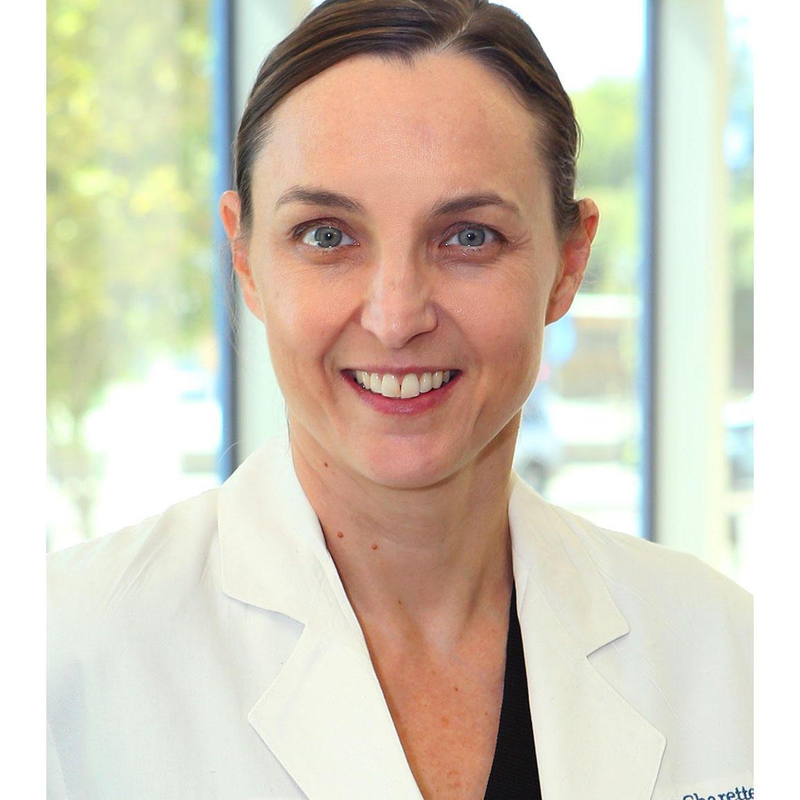 Headshot of Vanessa Charette