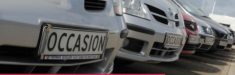 Schilder Autobedrijf Nissan Dealer Herman