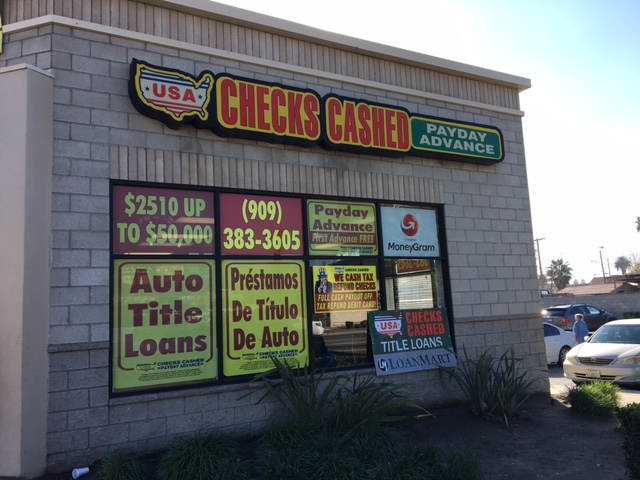 USA Title Loans - Loanmart San Bernardino image 1