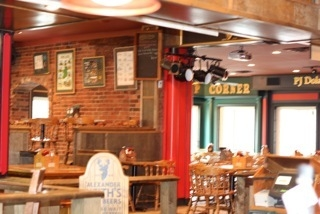 Claddagh Oyster House in Charlottetown