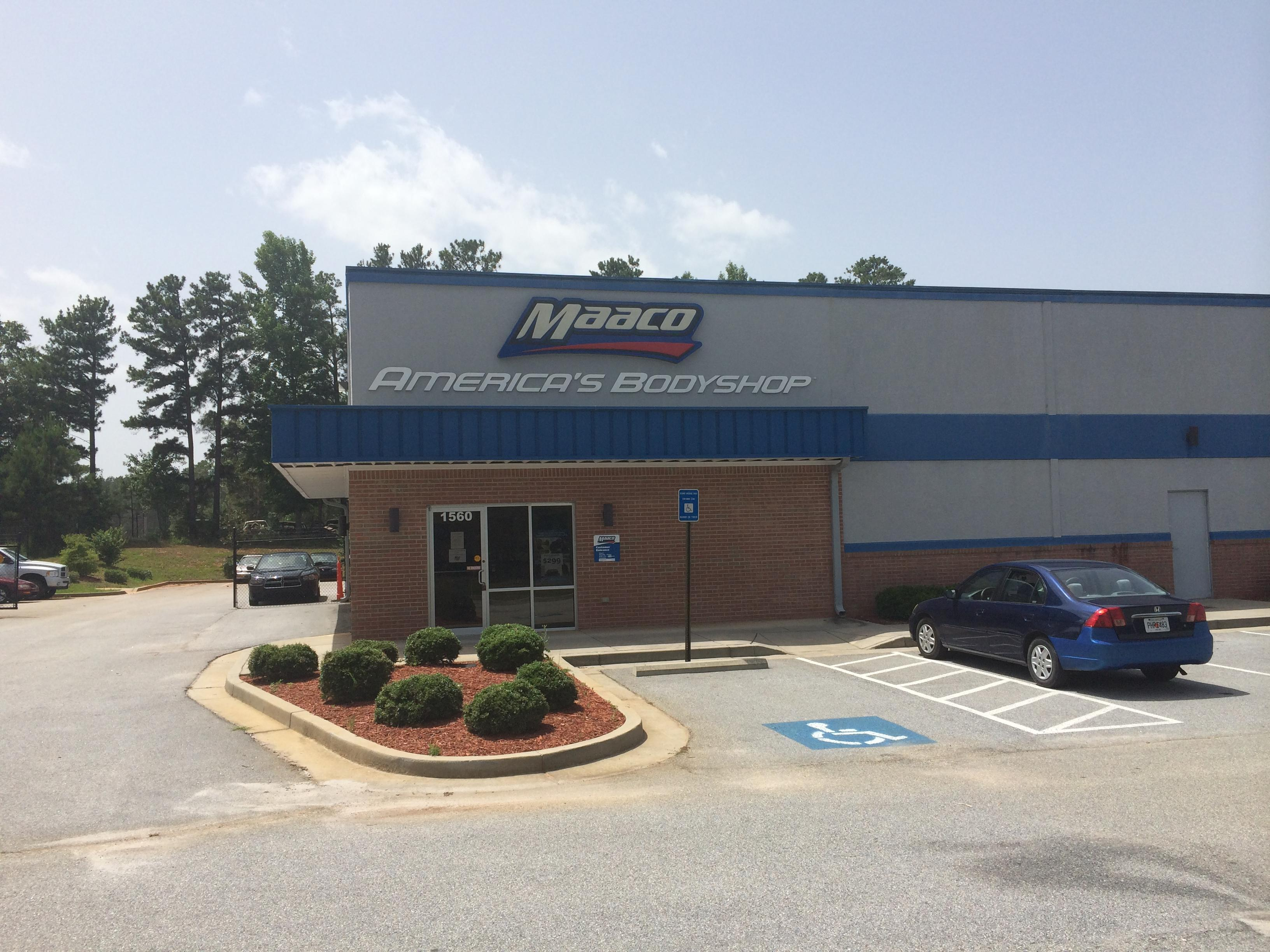 Maaco Collision Repair & Auto Painting In Fayetteville, GA