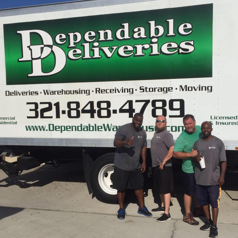 Dependable Deliveries Inc. image 1