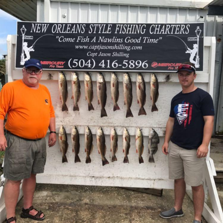 New Orleans Style Fishing Charters LLC image 26