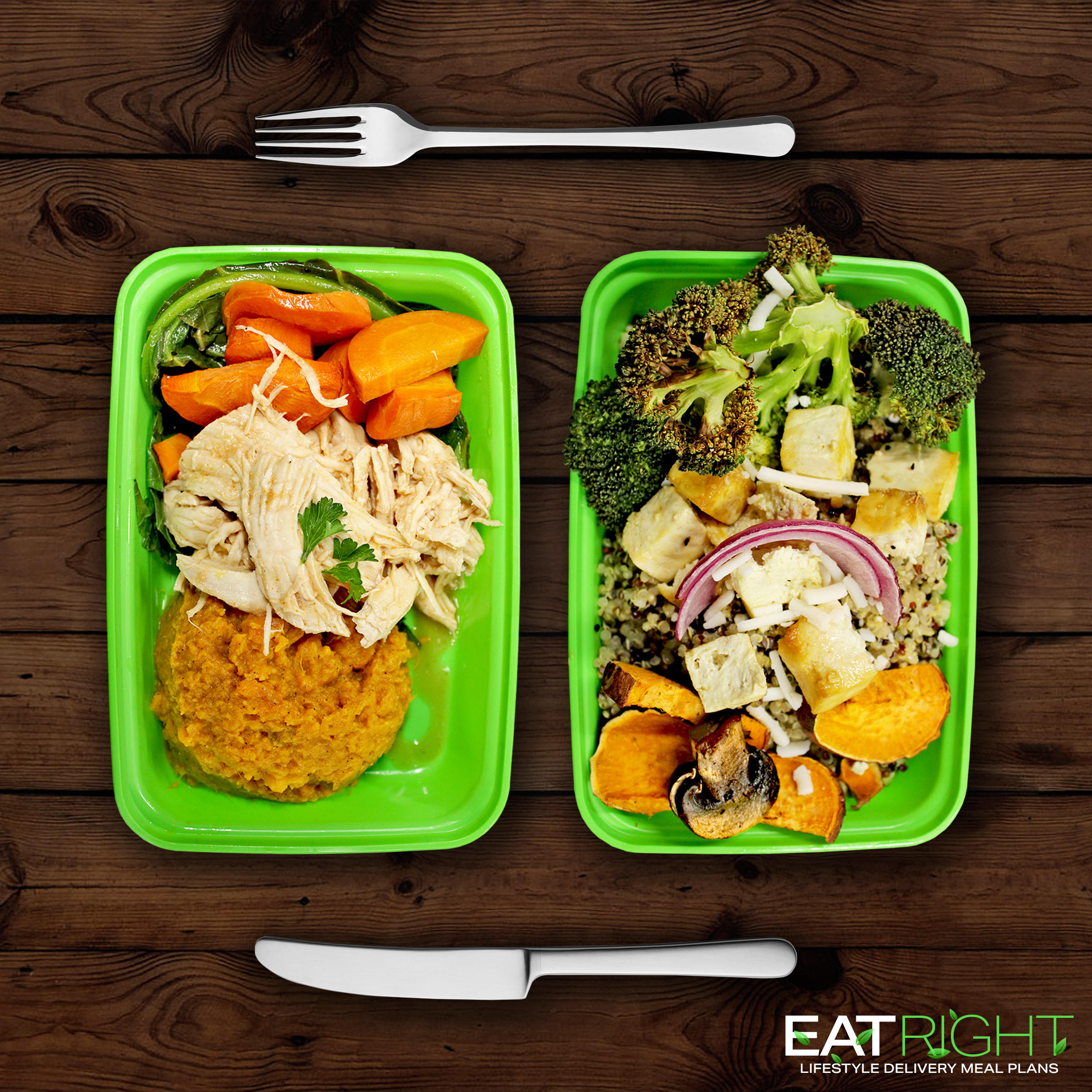 Eat Right Meal Plans image 0