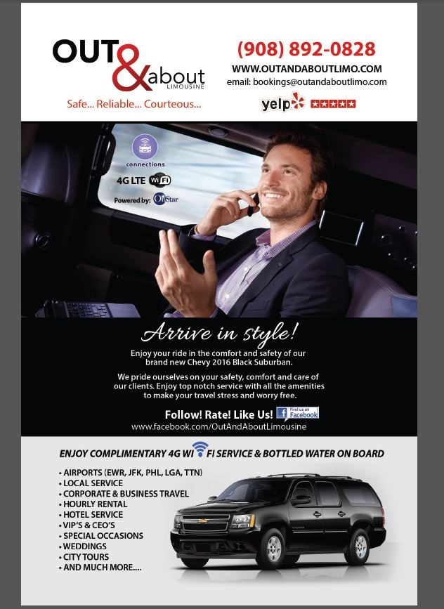 Out & About Limousine Service image 0
