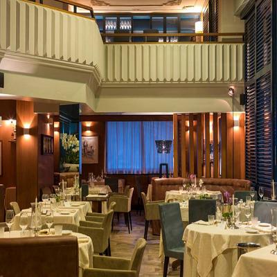 Ristorante ippogrifo ristoranti genova italia tel for Quattro ristoranti genova