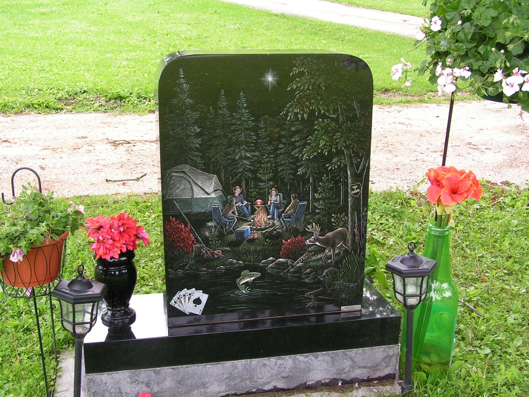 Archie Monument & Stone Inc image 1