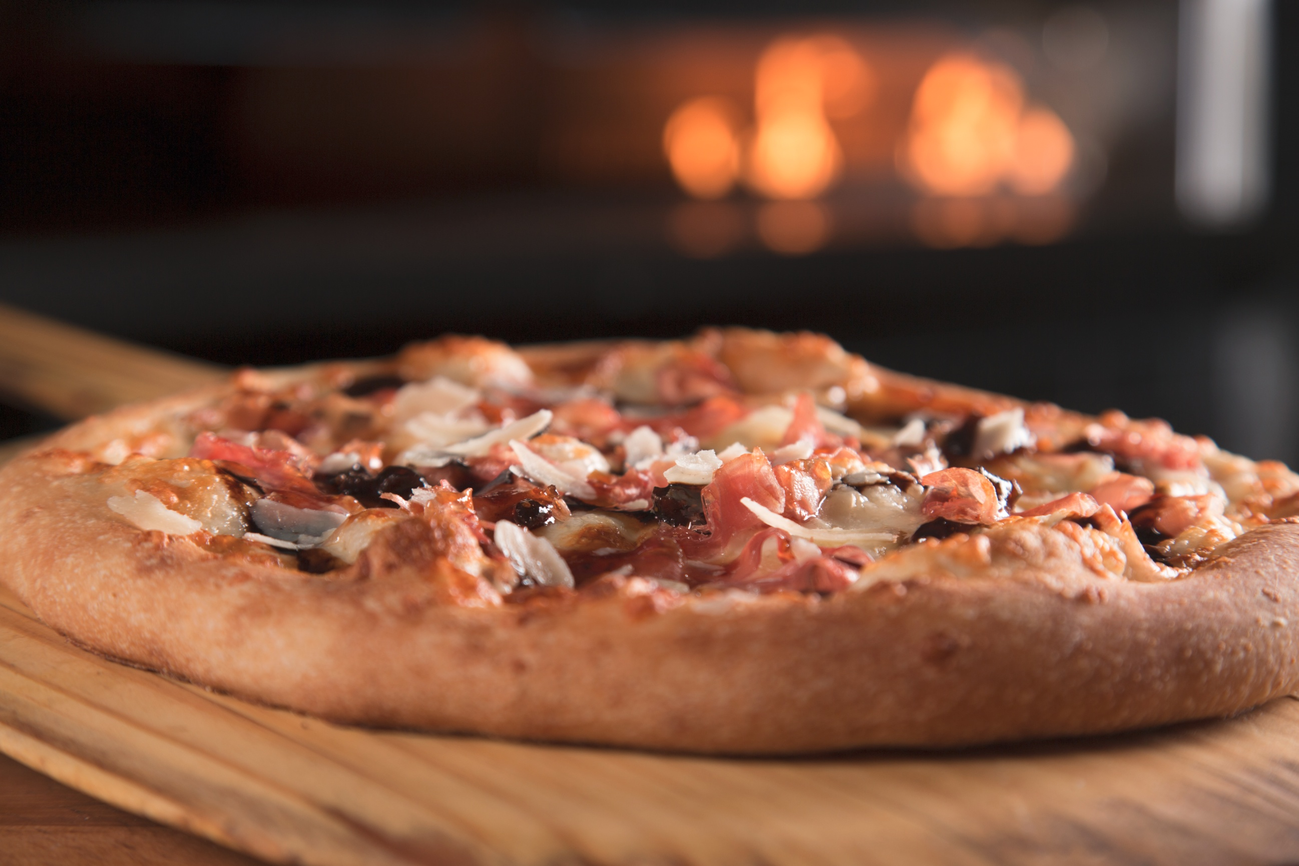 Firo Fire Kissed Pizza image 0