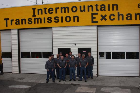 Intermountain Transmission