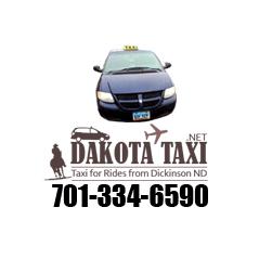Dakota Taxi - Dickinson