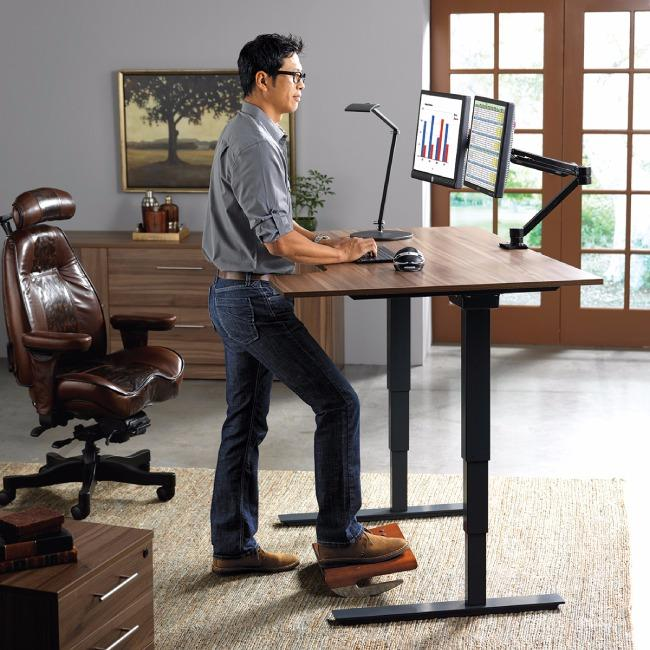 Relax The Back in Victoria: Sit and Standing Desk