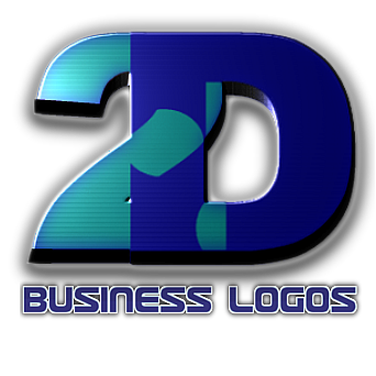 image of the 2D Business Logos