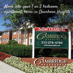 Cambridge Apartments In Dearborn Heights Mi