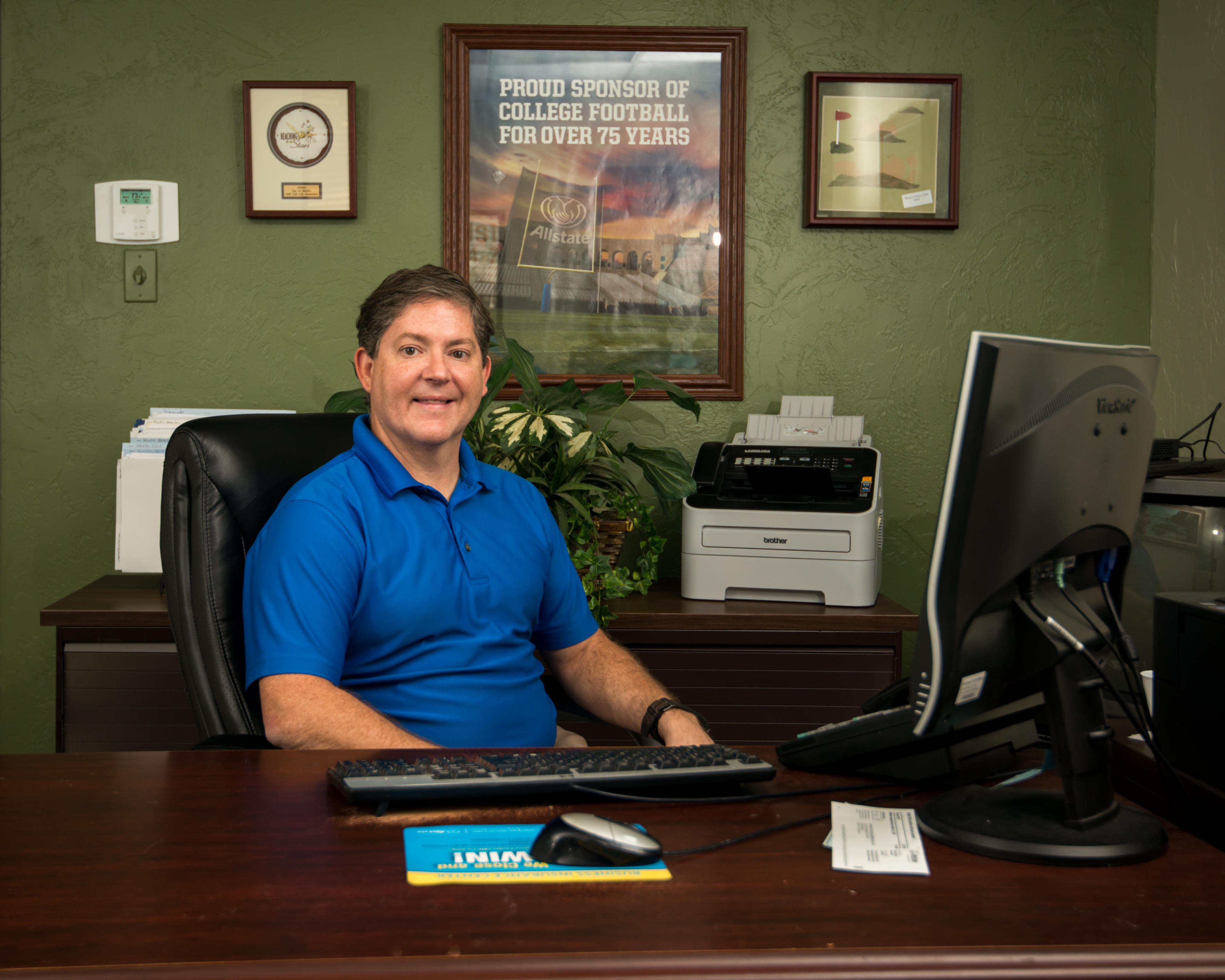 Allstate Insurance: Scot A. Stephens
