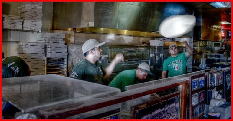 Rocco's Ristornate & Pizzeria - Walnut Creek, CA