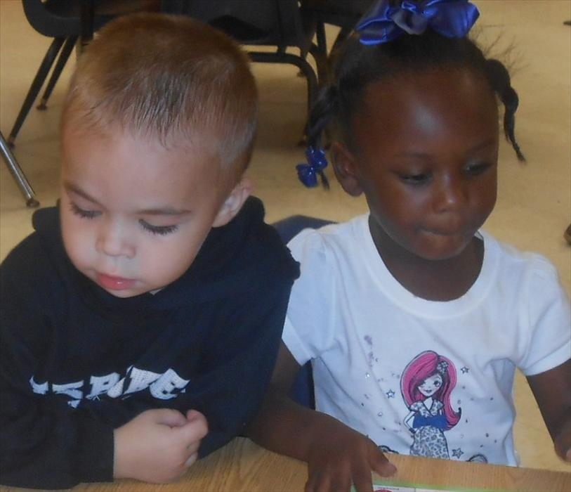 This is What Learning Looks Like: Making new friends allows children to interact with others and learn many social skills.