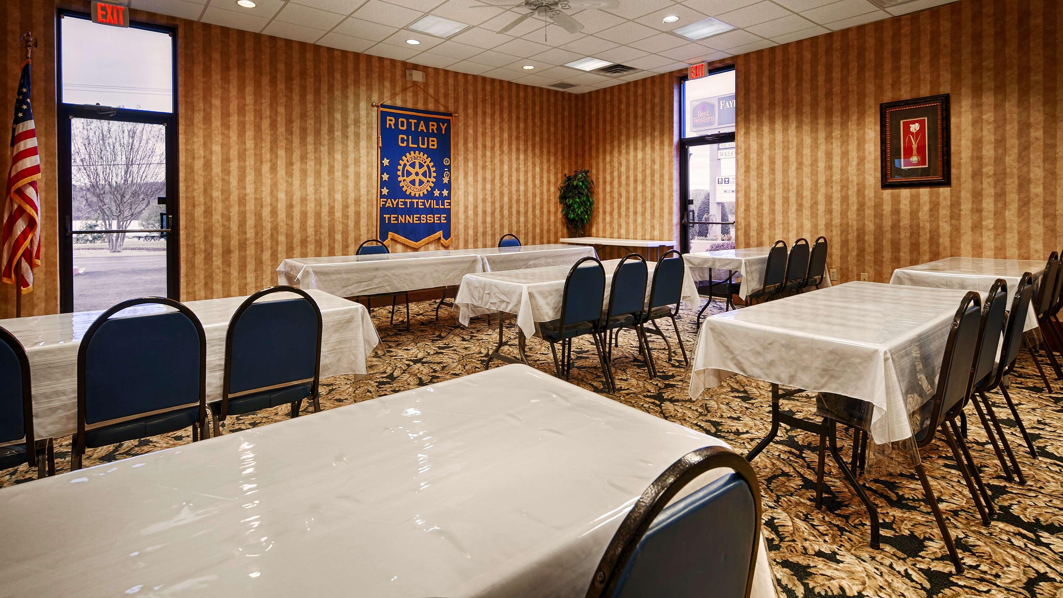 Best Western Fayetteville Inn image 15