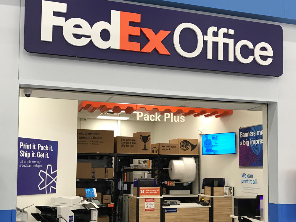FedEx Office Print & Ship Center (Inside Walmart) image 5