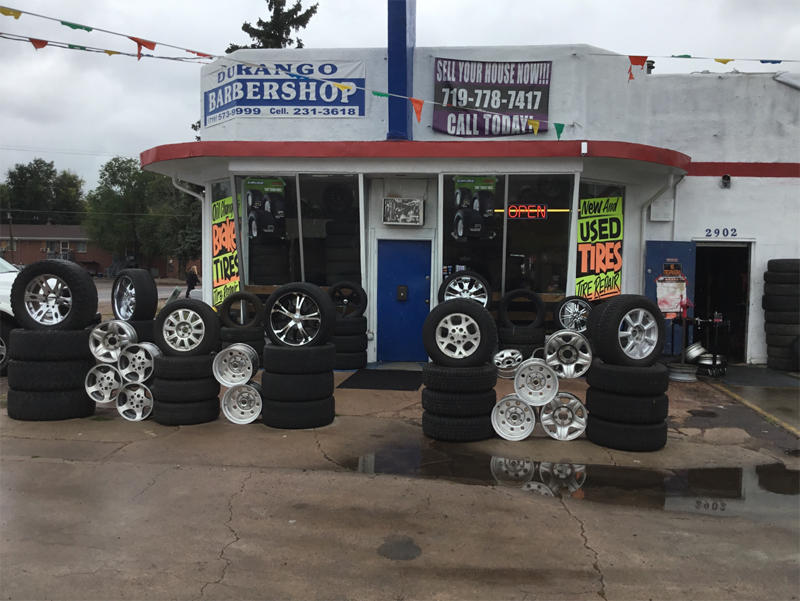 Colorado Springs Co Durango Tire Shop Find Durango Tire Shop In