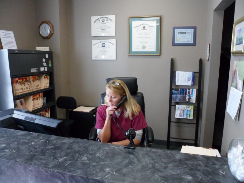 Jennie Dignard Denturist in Welland