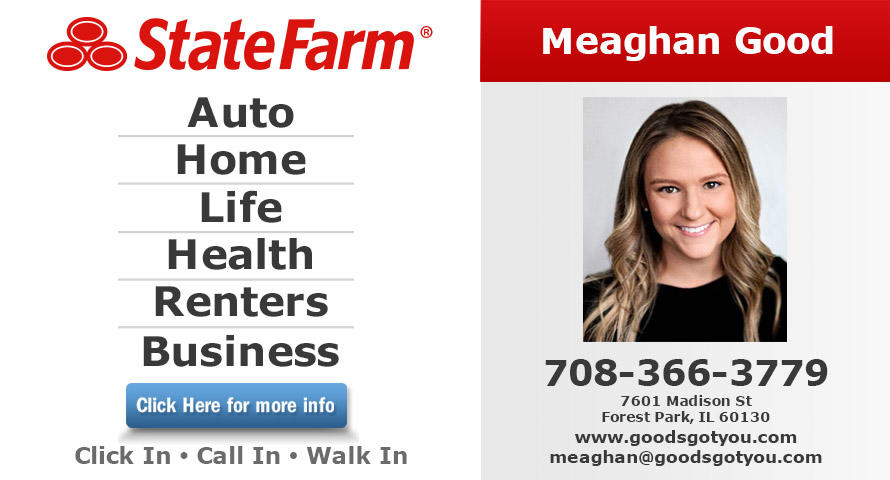 Meaghan Good - State Farm Insurance Agent image 0