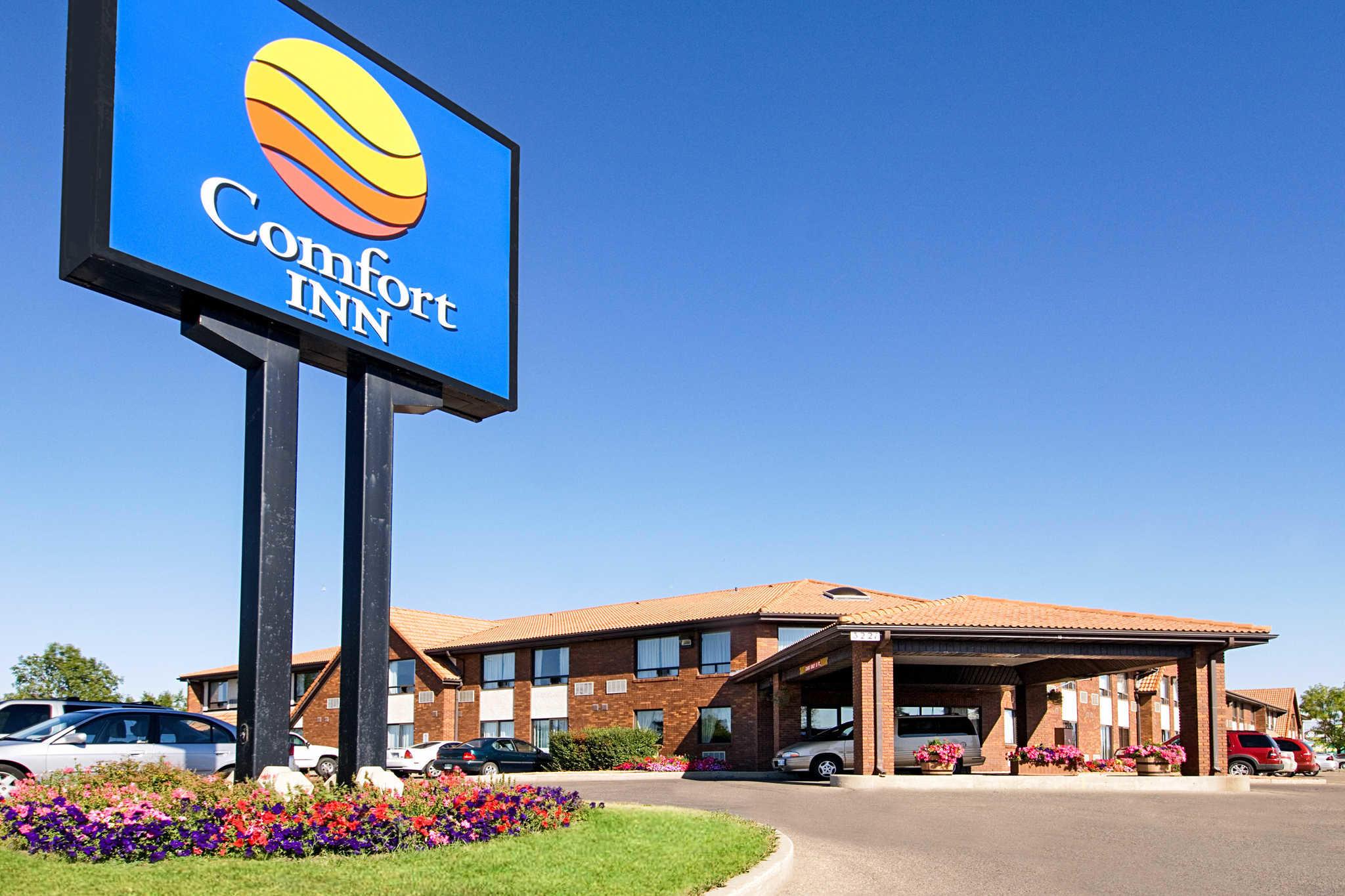 Comfort Inn in Saskatoon
